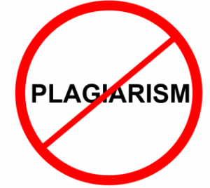 plagiarism in the blogosphere